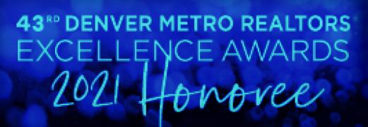Denver Metro Realtors Excellence Awards